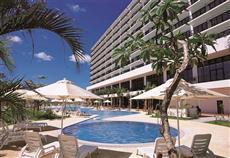 サザンビーチホテル&リゾートの外観