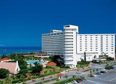 沖縄残波岬ロイヤルホテルの外観