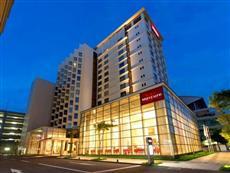 メルキュールホテル沖縄那覇の外観