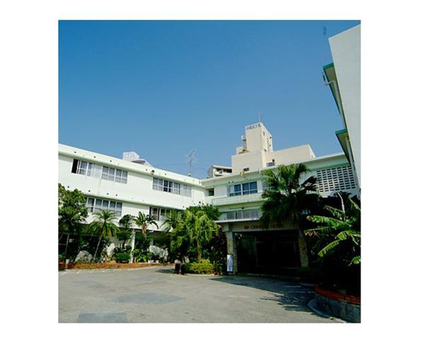 沖縄ホテルの外観