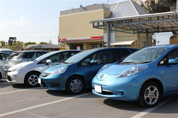 世界各国の自動車メーカーがハイブリッドカーを販売している
