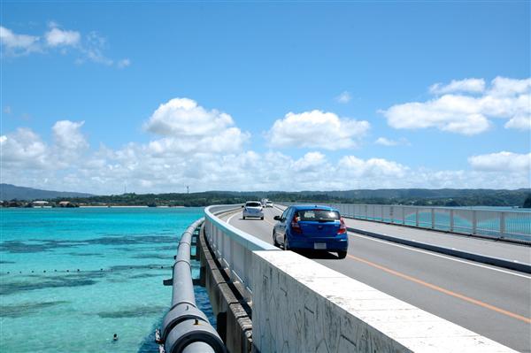 方言を使って沖縄ドライブをもっと楽しもう。